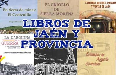 Libros Jaén y provincia